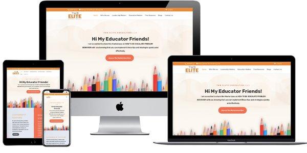 Wordpress website for coworking space
