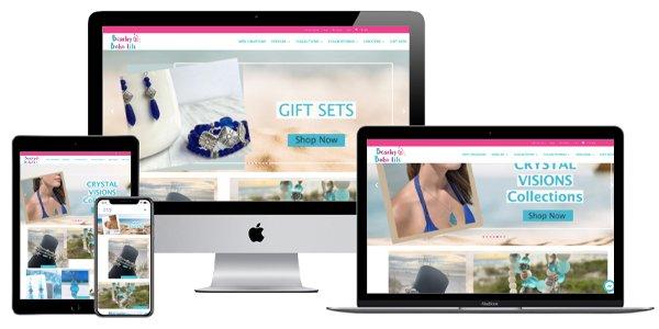 Website for a Online jwellery seller