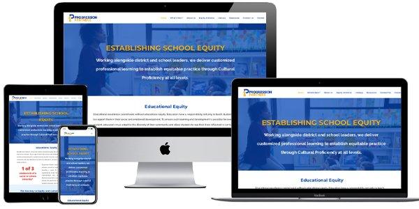 Website Design for a Business Coach